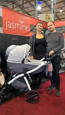 paní Kristýna s manželem z Prahy 3 s krásnou Bennettou
