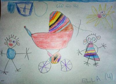 Ella - 4 roky