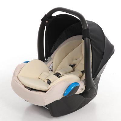 Autosedačka pre novorodenca Jasmine 05 béžová