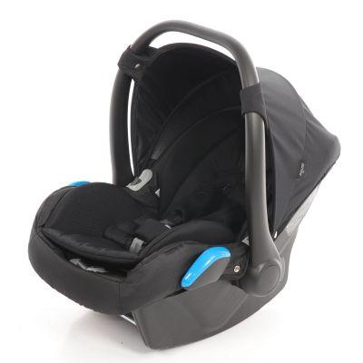Autosedačka pro miminko Jasmine 02 černá