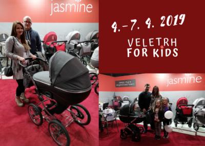 Další veletrh klepe na dveře – pražský For Kids 2019