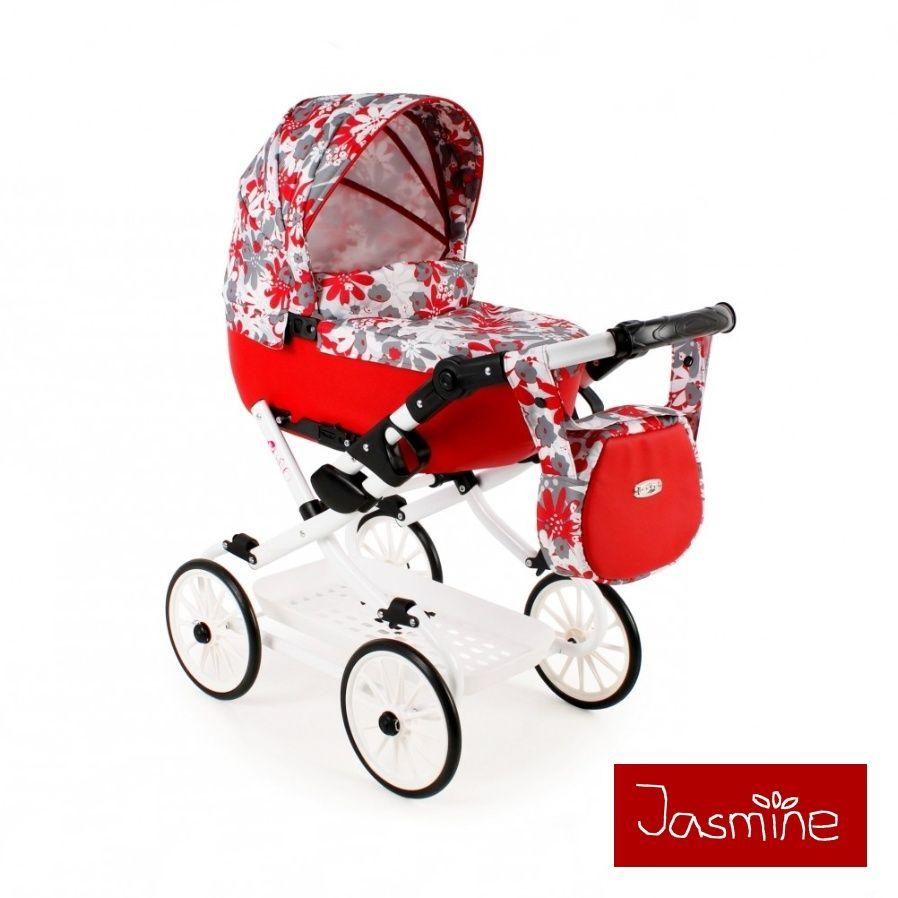 JASMINE Kočík pre bábiky Jasmine Kids V2