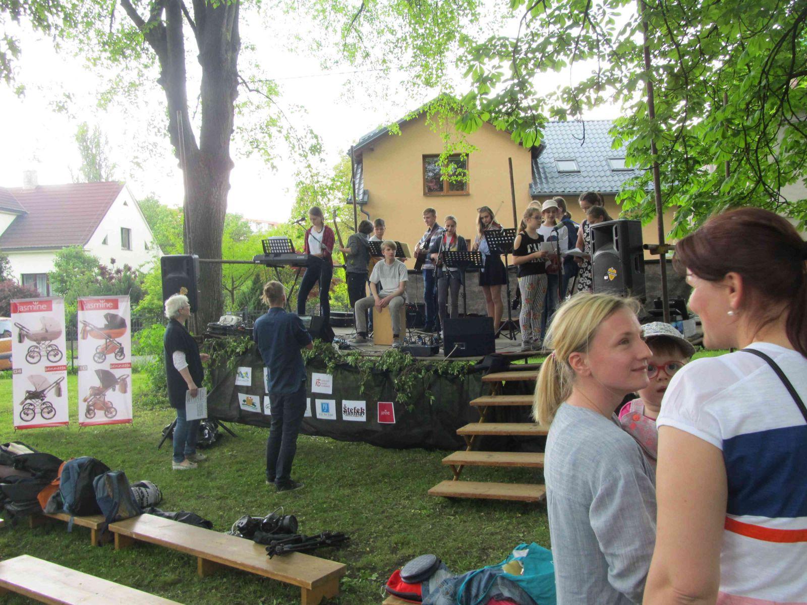 Rodinný festival v Kopřivnici