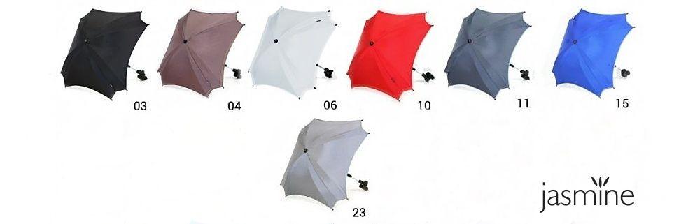 slunečník - deštník na kočárek Jasmine