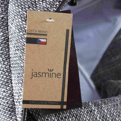 Kožený kočík Jasmine Camino Vintage 01CH