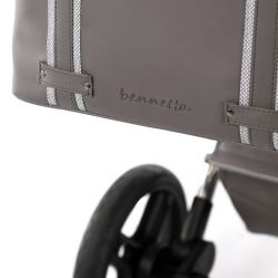Přebalovací kabelka na kočárek Jasmine Bennetta Classic 04