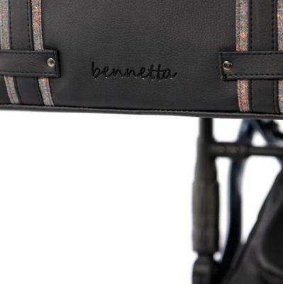 detail tašky ke kočárku Jasmine Bennetta Classic
